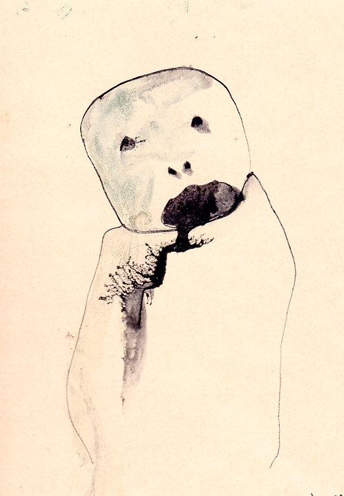 SOLD peinture de Laurie BAYART