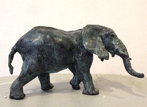 Cade, Éléphant, bronze numéroté