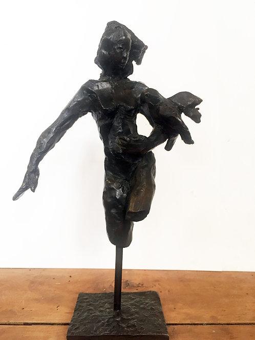La danseuse aux perroquets
