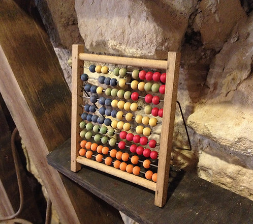 Abacus/Boulier