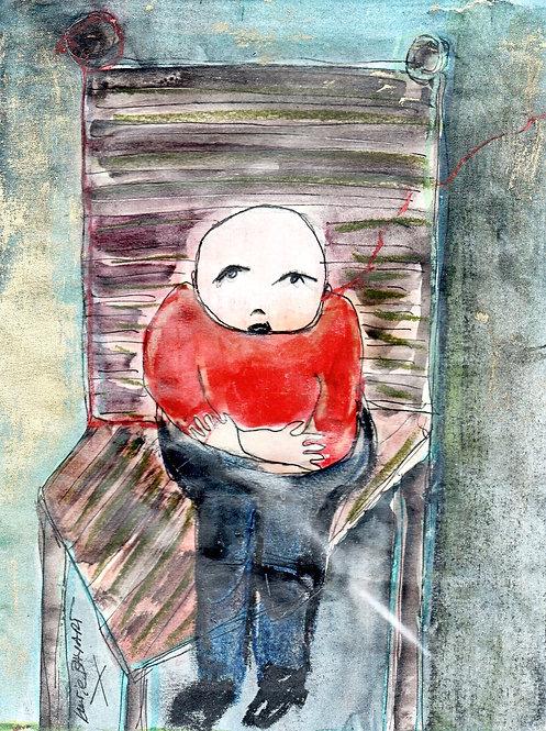 peinture de Laurie BAYART