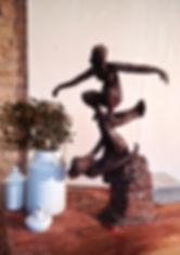 Sculpture l Cade l Galerie Carla magna