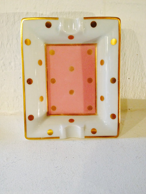 SOLD Christian Dior ashtray/Cendrier Christian Dior