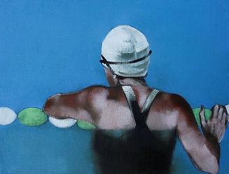 Martine Pinsolle l peinture l Galerie carla magna