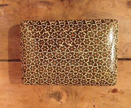 SOLD Lebanese jewelry box/ Boîte à bijoux libanaise