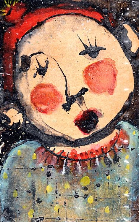 VENDU peinture de Laurie BAYART