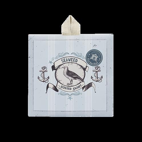 Seaweed scented sachet
