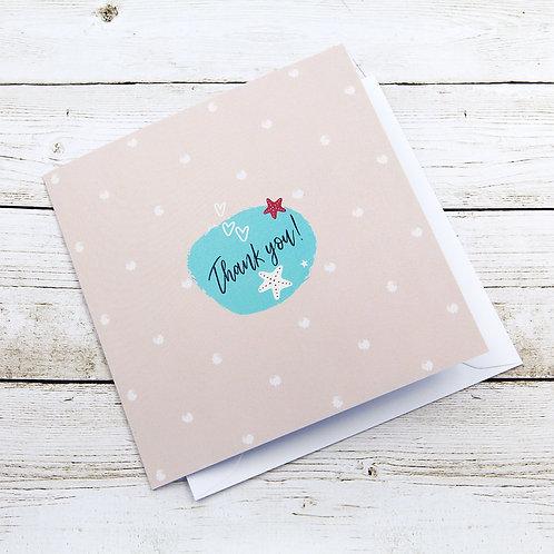 Thank you - Starfish Card