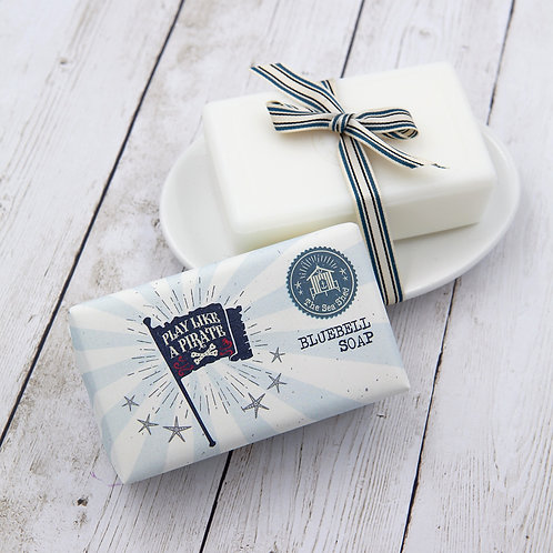 Bluebell soap - Play like a pirate 190g