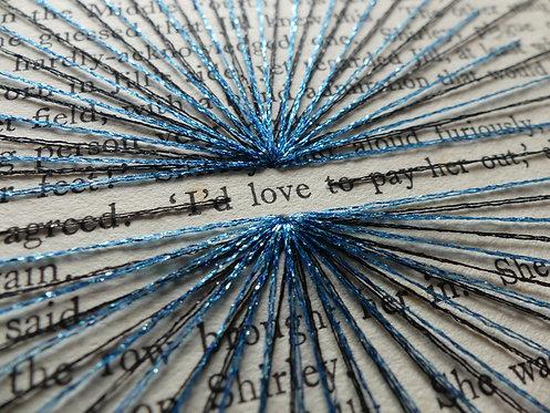 Love in Morpho Blue