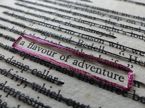 A flavour of adventure