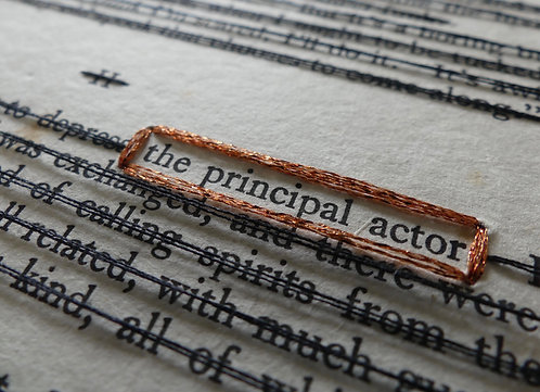 The principal actor