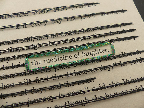 The medicine of laughter
