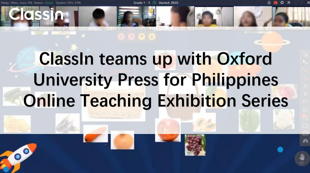 ClassIn teams up with Oxford University Press