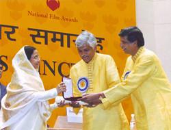 "National Film Music Award for ""Narmada"""