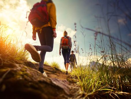 Fare sport all'aria aperta. I benefici dell'attività fisica praticata all'aperto.