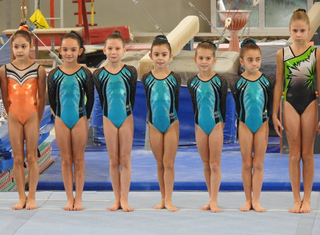 Le nostre ginnaste alle finali nazionali
