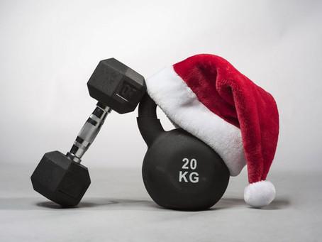 Allenati bene dopo il Natale