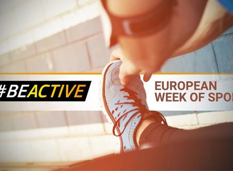 Al via la Settimana europea dello sport