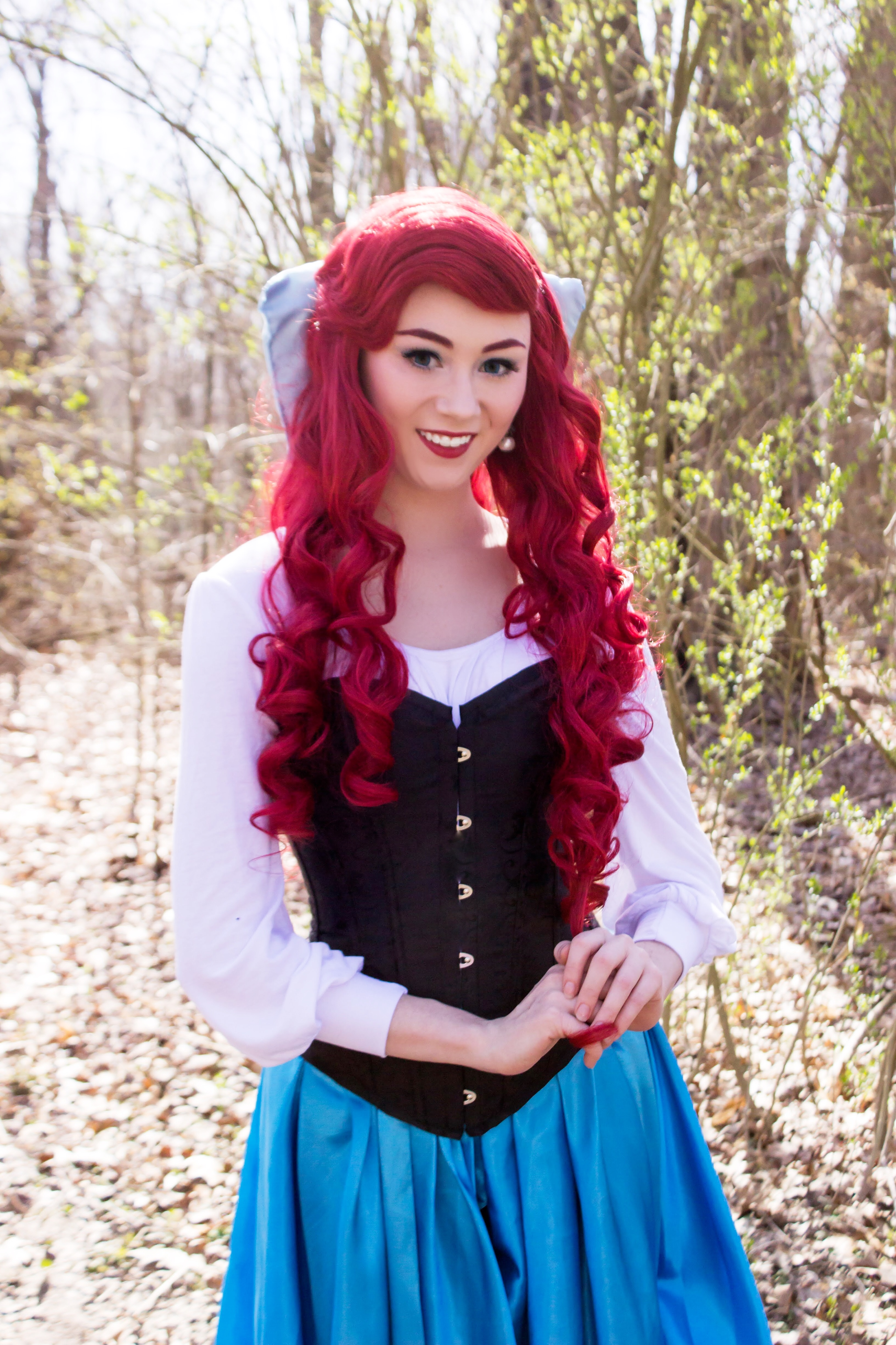 Little Mermaid - Land Outfit