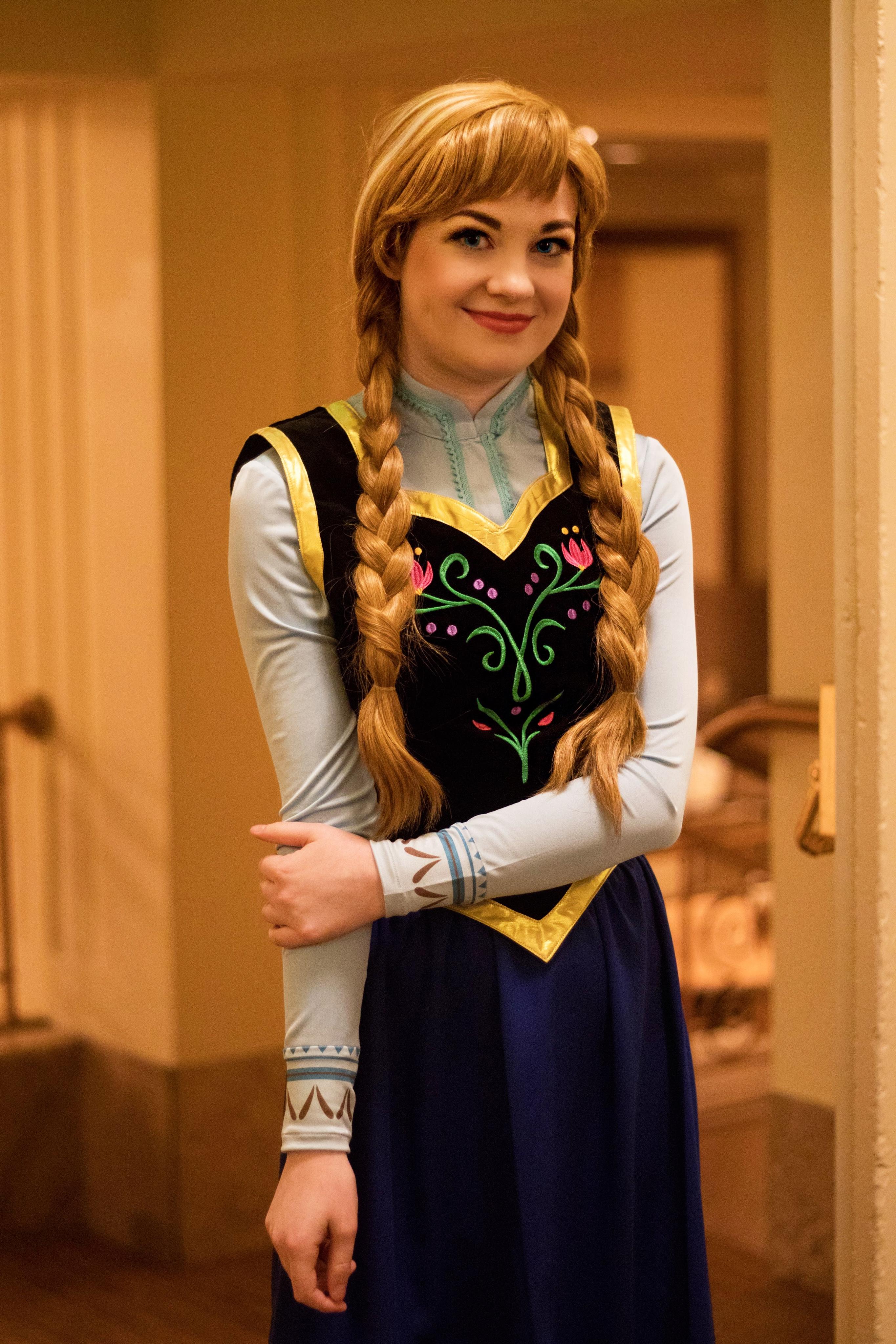 Snow Princess - Traveling Dress