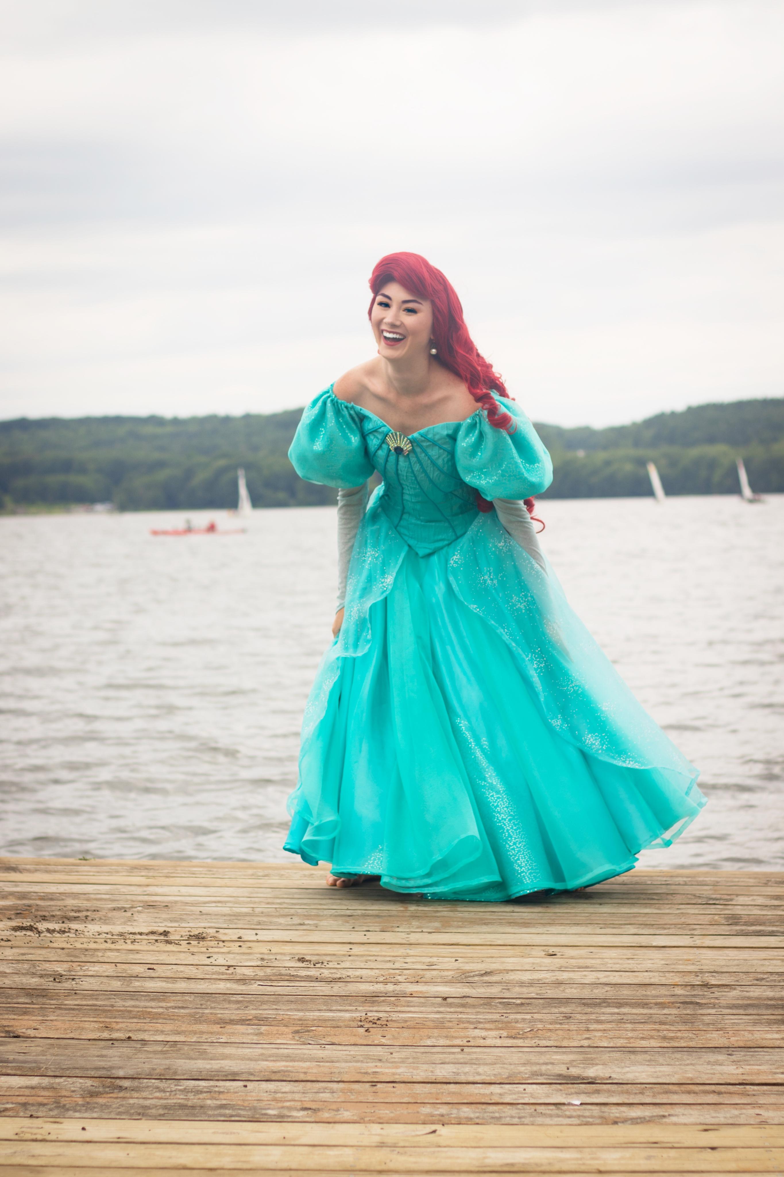 Little Mermaid - Gown
