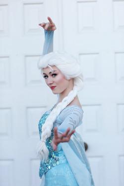 Snow Queen - Ice Dress
