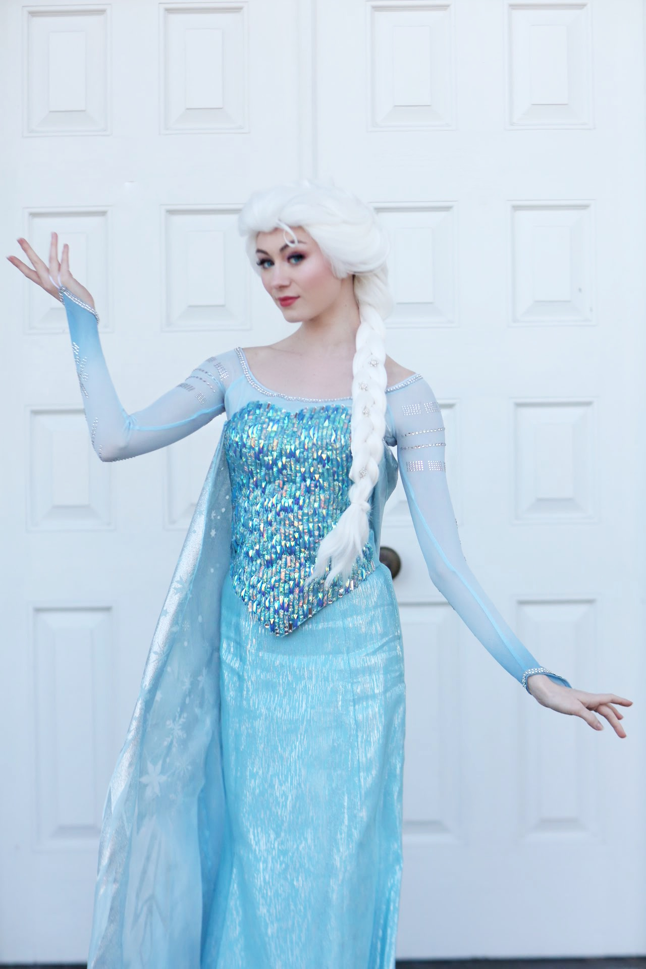 Snow Queen - Ice Dress