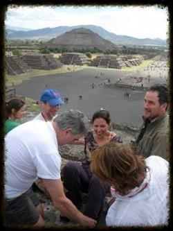 Ritual at the Pyramid City