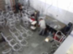 Fabrica de móveis de fibra