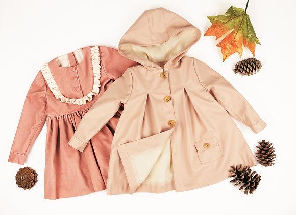 Victoria dress & Elisabeth coat bundle