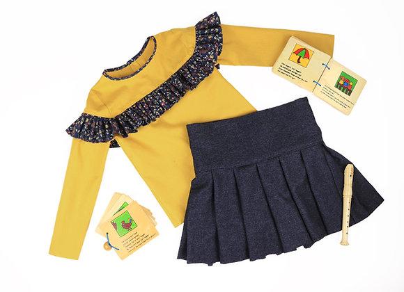 Ruth blouse & Phoebe skirt bundle