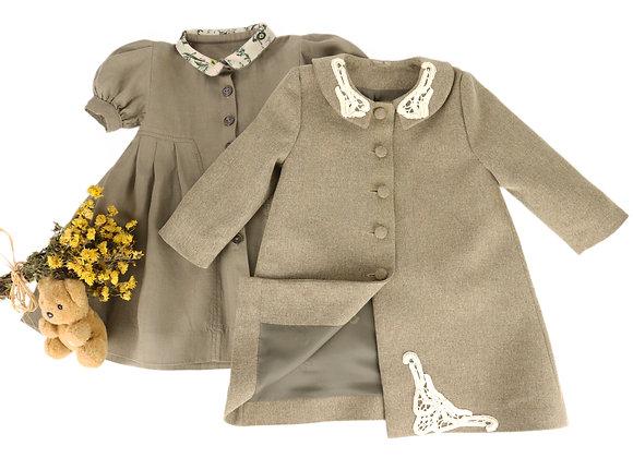 Maddison dress & Violet coat pattern bundle