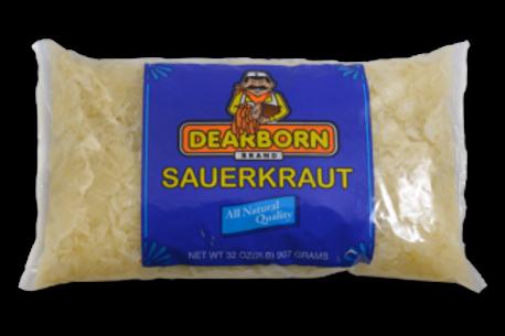 Dearborn Saurkraut
