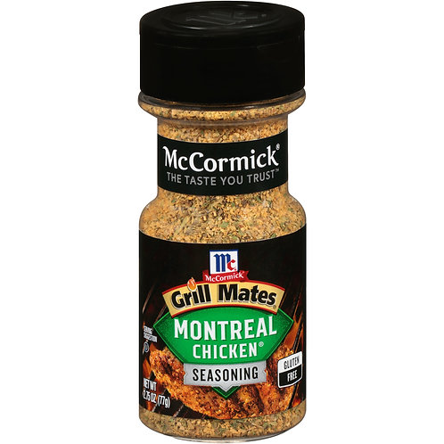 McCormick Montreal Chicken Seasoning