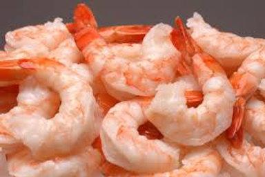 Cooked Shrimp - 2 lb. Bag