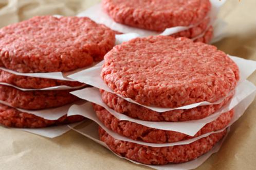 Hamburger Patties 8 Pack