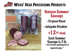 Summer Sausage