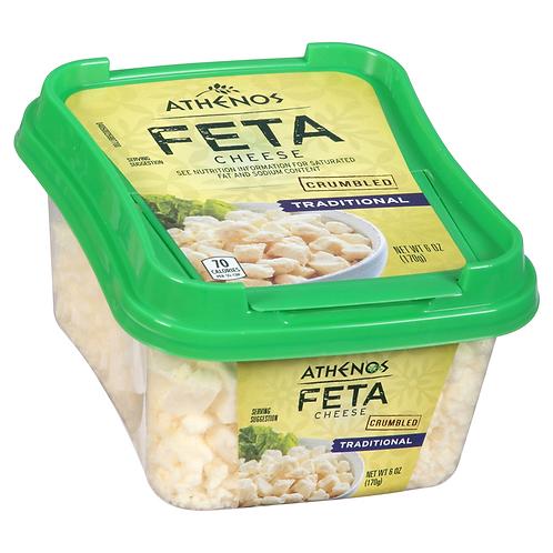 Athenos Crumbled Feta 6 oz.