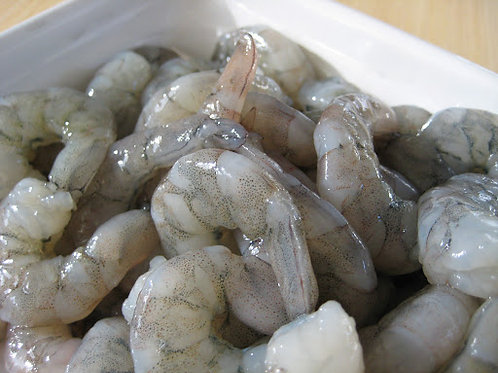 Raw Shrimp - 2 lb. Bag