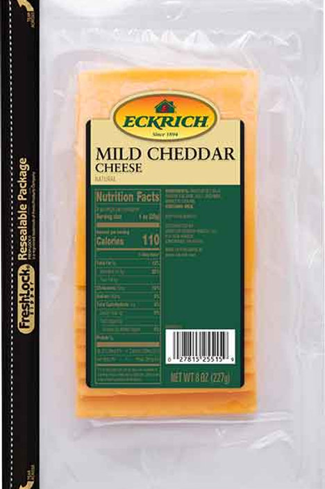 Cheddar - Pre-packed 10 slices