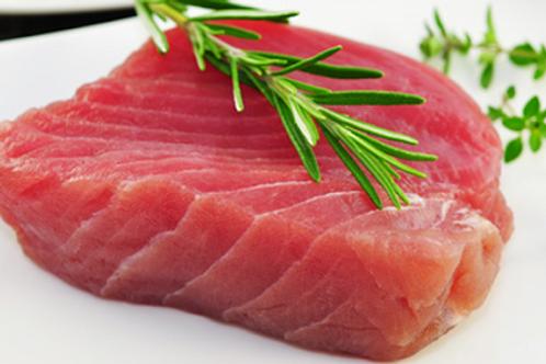 10oz Tuna Steak ( per steak )