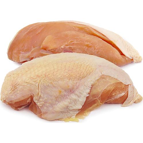 Bone in Chicken Breast ( per lb. )