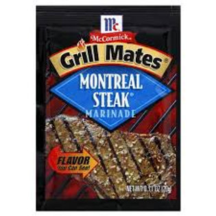 McCormick Montreal Steak Marinade Packet