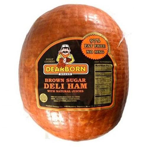 Dearborn Brown Sugar Ham ( per lb. )