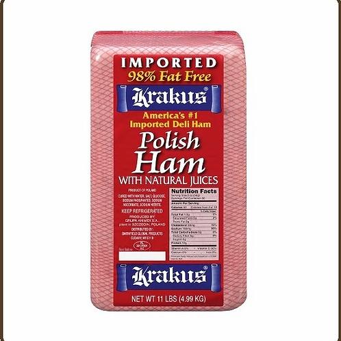 Krakus Polish Ham ( per lb. )