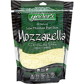 Shredded Cheese - Mozzarella