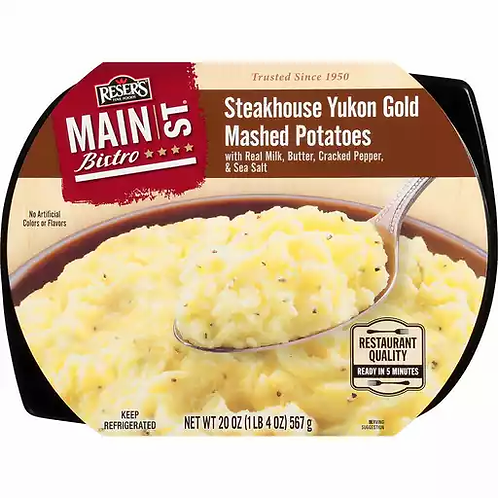 Main St Bistro - Steakhouse Mashed