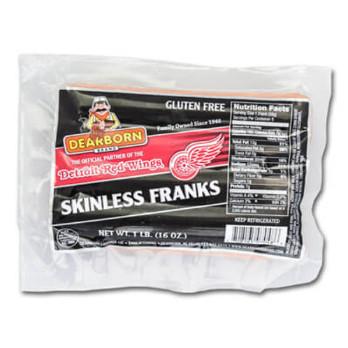 Dearborn Skinless Hot Dogs