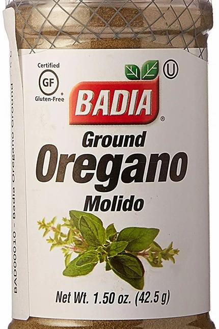 Ground Oregano